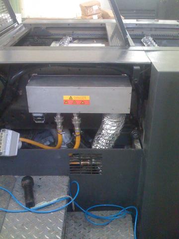 海德堡SM520胶印机加装UV3