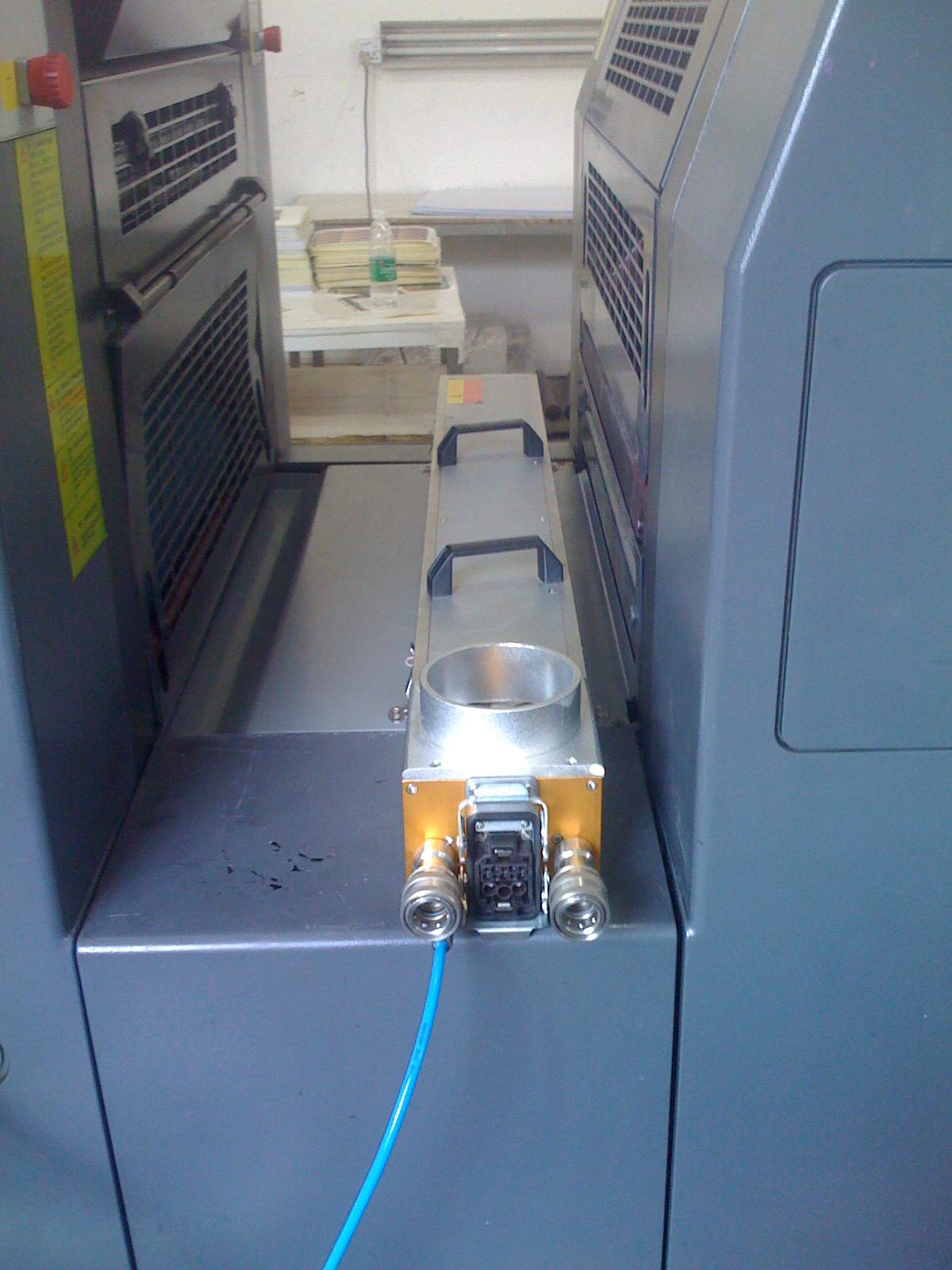 海德堡SM520胶印机加装UV2
