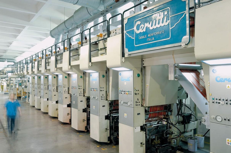 赛鲁迪凹印机加装UV1