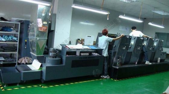 海德堡GT052胶印机改装UV1