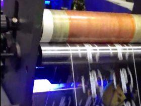 柔印机加装UV