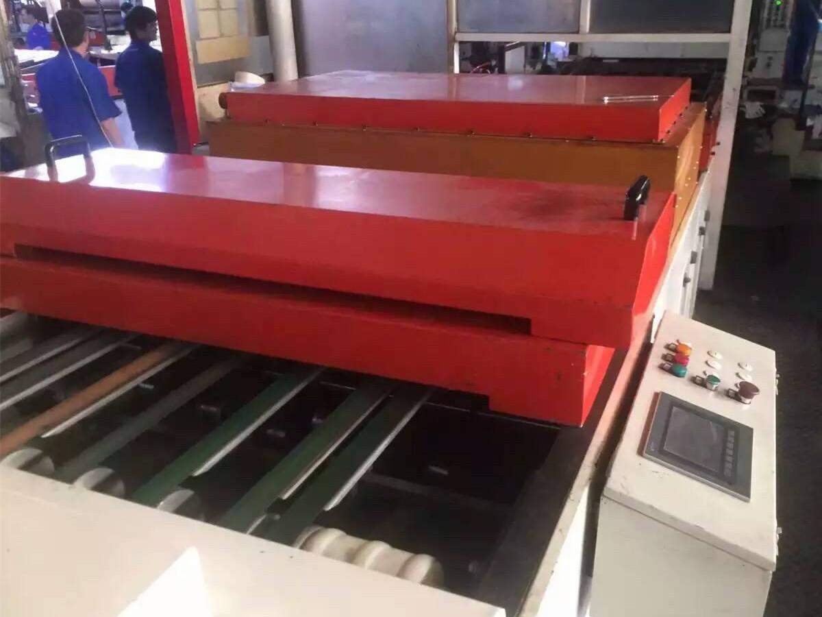 马口铁印刷机加装UV设备4