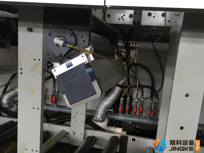 意高发柔刷机加装UV4