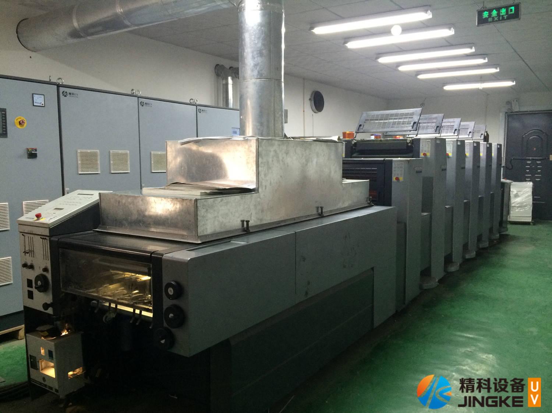 海德堡SM52印刷机加装UV1