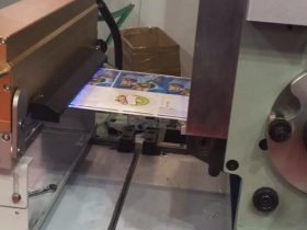 柔印UV展览现场印刷视频