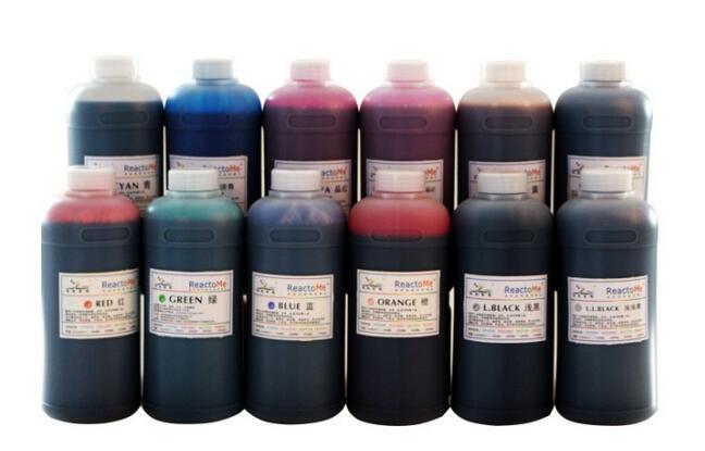 油墨喷墨的分类