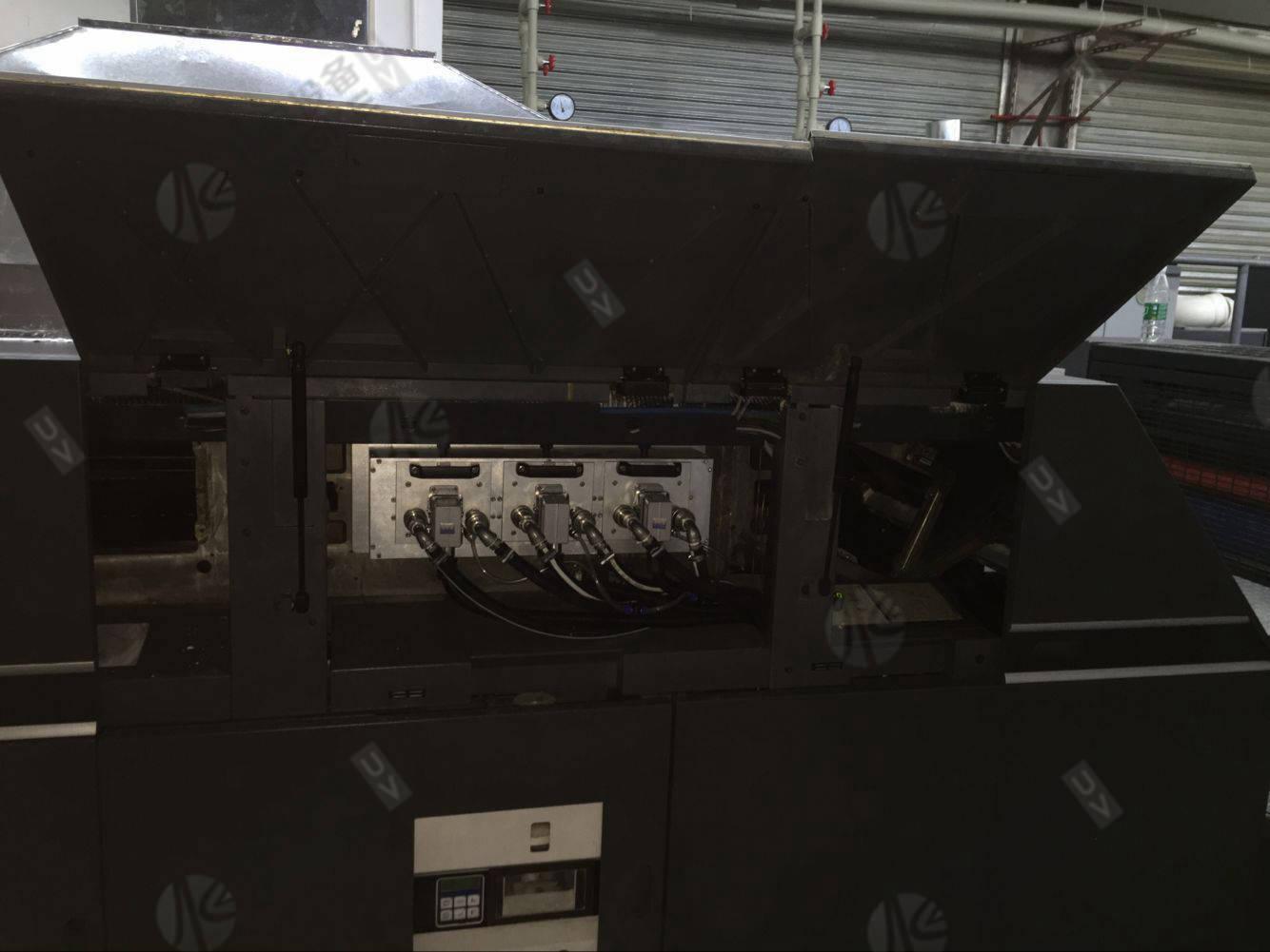 海德堡CD740胶印机加装UV3