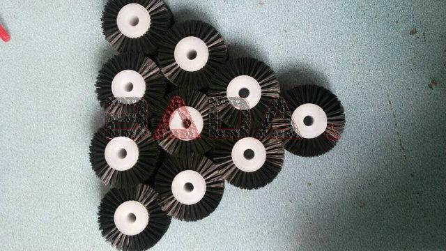 胶印毛刷轮