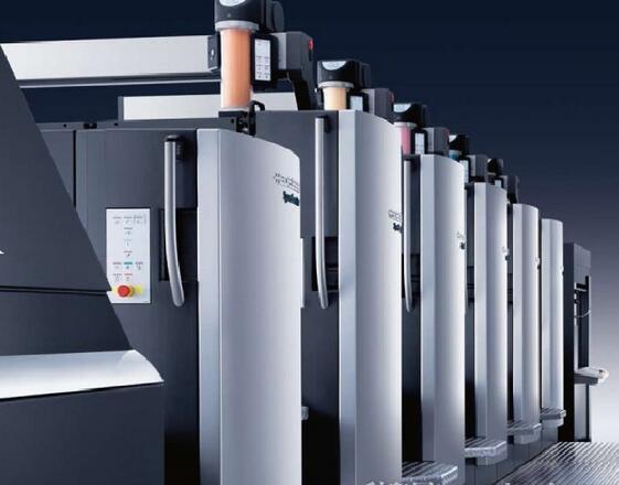 胶印机保养