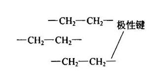 极性分子键