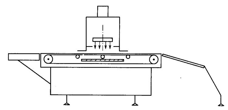 电晕处理机结构特点