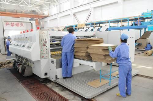 大型纸箱企业