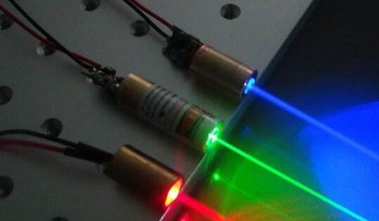 量子点膜激光器