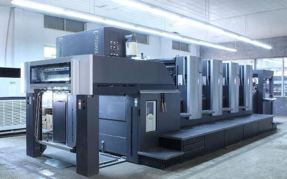 印刷机选型