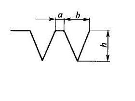 网纹辊的基本参数
