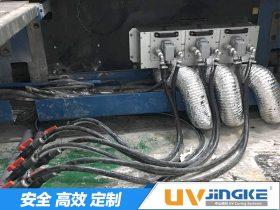 高宝Rapida 105印刷机改装UV设备