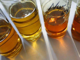 油墨连结料的组成:不干性油